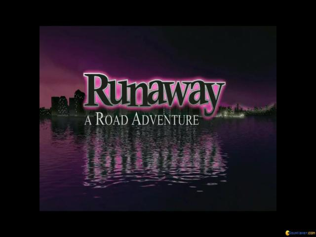 Runaway: A Road Adventure - title cover