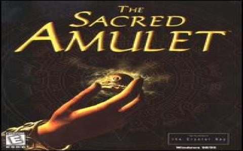 The Sacred Amulet - game cover