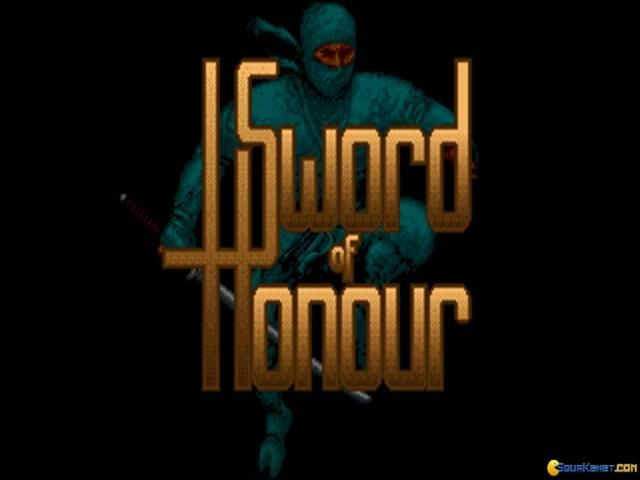 Sword of Honour - title cover