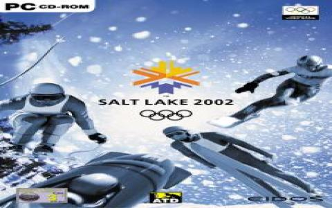 Salt Lake 2002 - title cover
