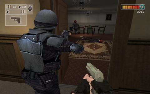 SAS Anti-Terror Force - game cover