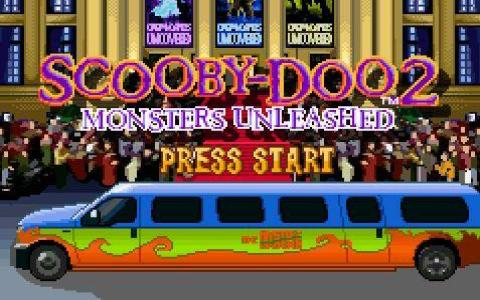 Scooby Doo 2 Monsters Unleashed 2004 Pc Game