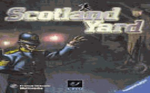 Scotland Yard - game cover