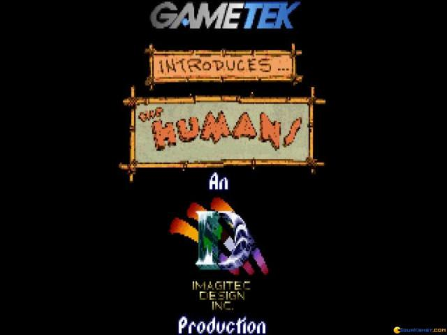 The Humans - title cover