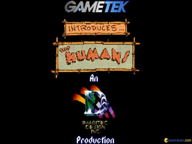 The Humans 2 - game cover