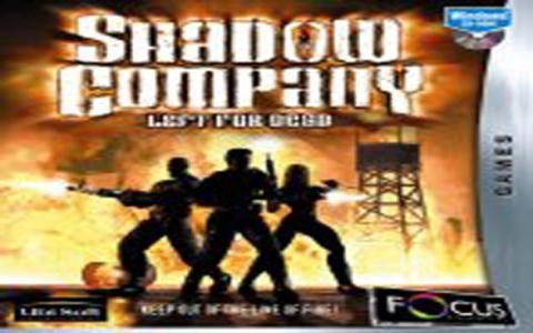 Shadow Company: Left for Dead - game cover