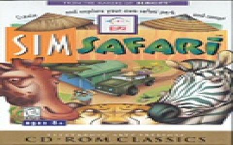 SimSafari - game cover