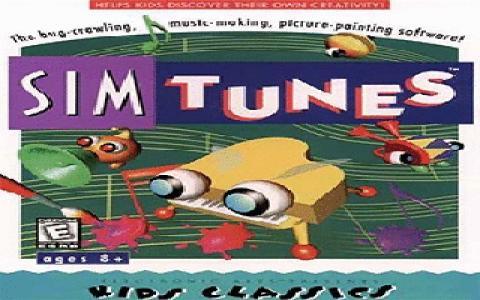 SimTunes - title cover