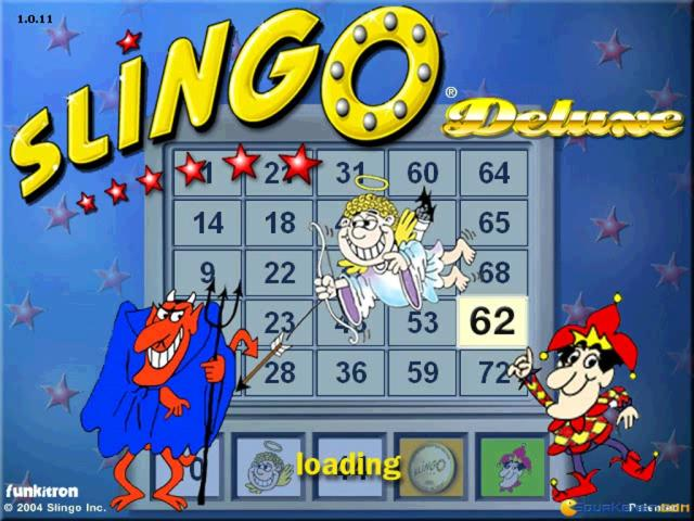 Slingo - title cover