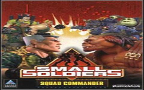 Small Soldiers: Squad Commander - title cover