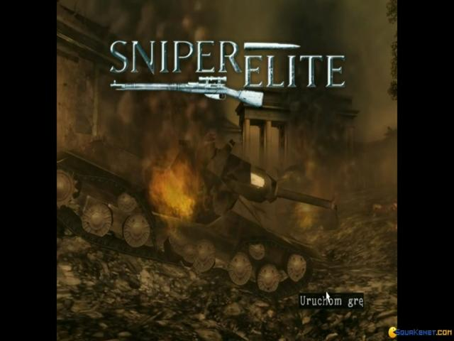 Sniper Elite: Berlin 1945 - title cover