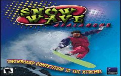 Snow Wave: Avalanche - game cover