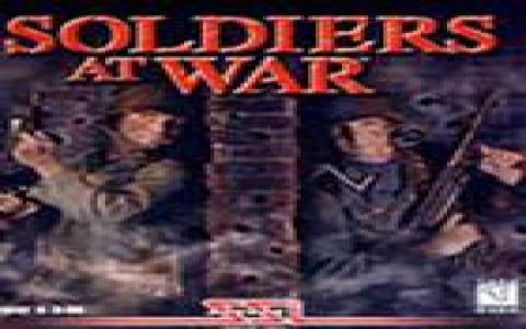 Soldiers at War - title cover
