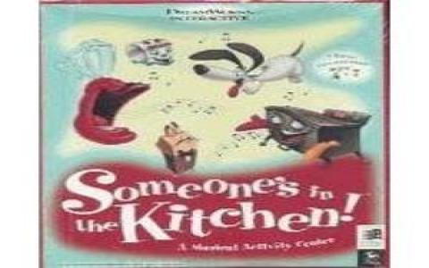 Someone's in the Kitchen! - title cover