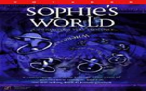 Sophie's World - title cover