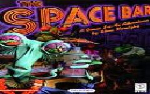 The Space Bar - title cover