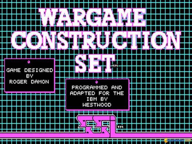 Wargame Construction Set 3 - title cover