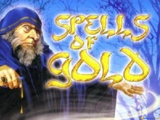 Spells of Gold - title cover