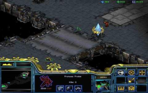 StarCraft: Brood War - title cover