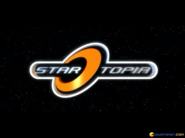Startopia - game cover