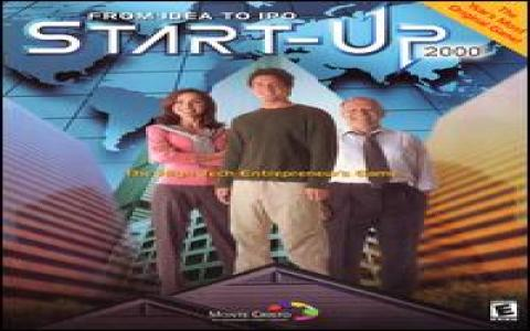 Start-Up 2000 - title cover
