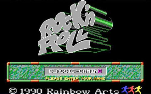 Rock'n Roll - game cover