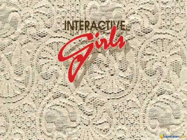 Interactive Girls - game cover