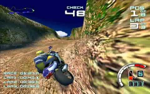 Suzuki Alstare Extreme Racing - game cover
