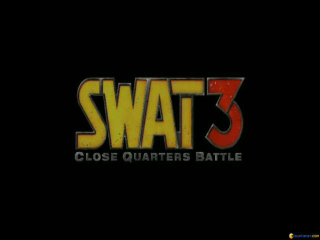 SWAT 3 - game cover