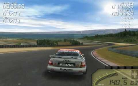 Swedish Touring Car Championship 2 - title cover