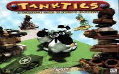 Tanktics - title cover
