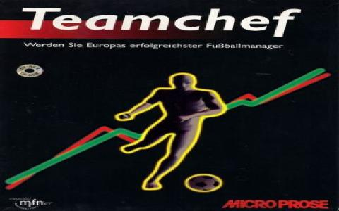 Teamchef - title cover