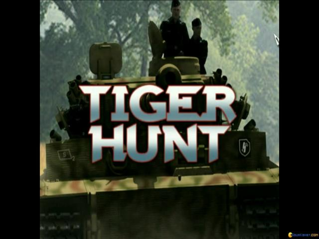 Tiger Hunt - game cover