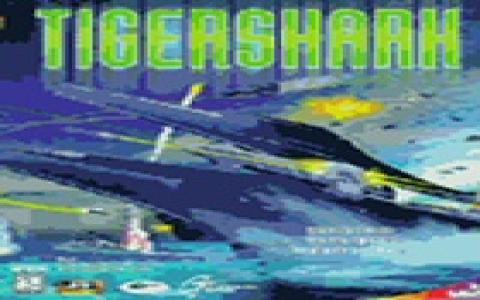 Tigershark - title cover