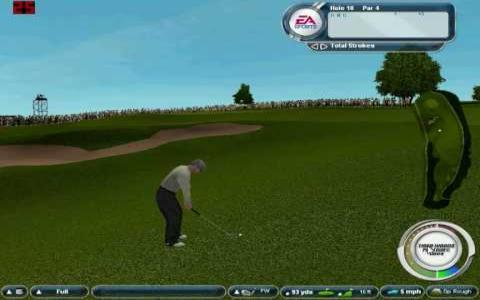 Tiger Woods PGA Tour 2004 - title cover