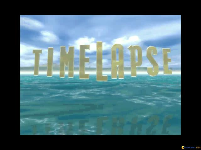 Timelapse - title cover