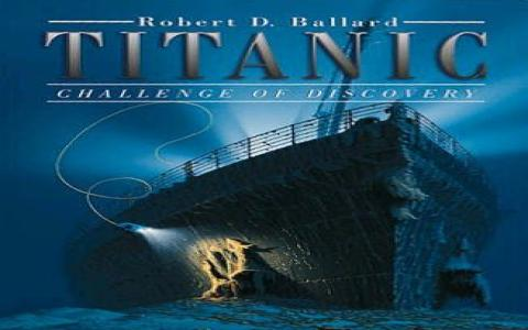 Titanic: Challenge of Discovery - game cover