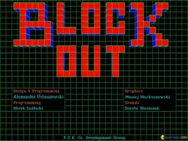 Blockout - game cover