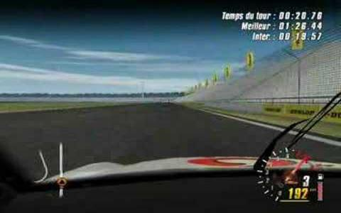 TOCA Race Driver 2 - title cover