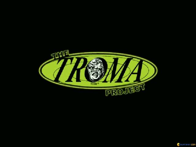 Toxic Mayhem: The Troma Project - title cover