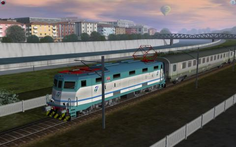 Trainz: Virtual Railroading on your PC - game cover