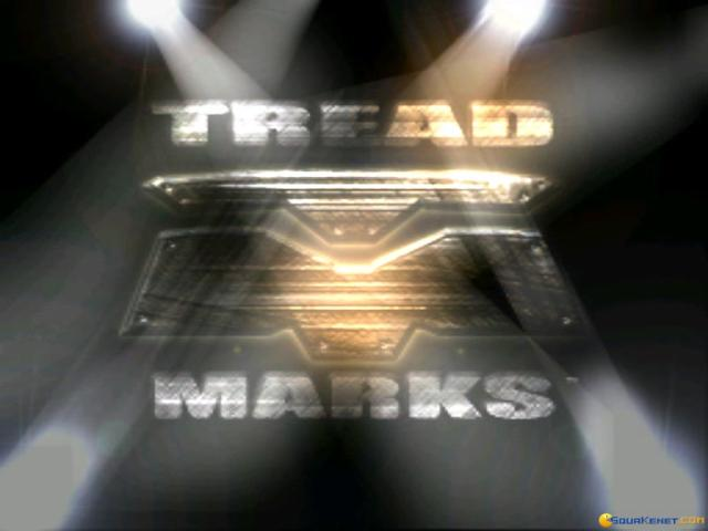 Tread Marks - title cover