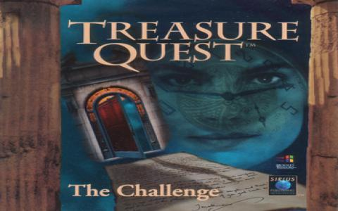 Treasure Quest - game cover