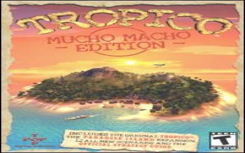 Tropico: Mucho Macho Edition - game cover