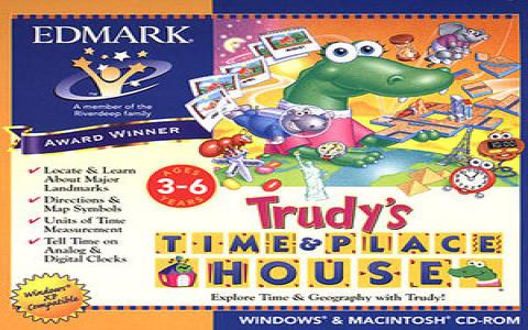 Trudy's Time and Place House - title cover