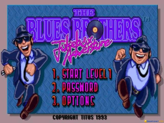 Blues Brothers 2 - game cover