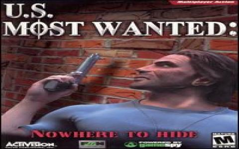 U.S. Most Wanted: Nowhere to Hide - title cover