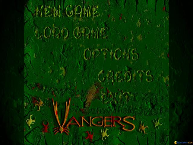 Vangers - title cover