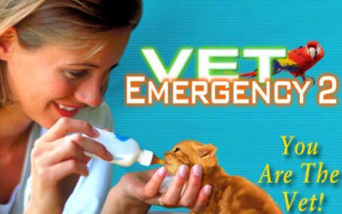 Vet Emergency 2 - game cover