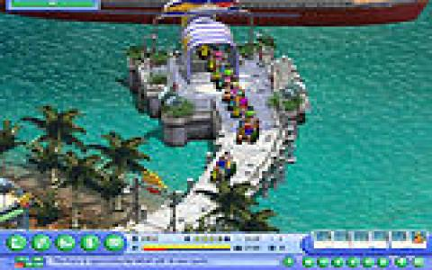 Virtual Resort: Spring Break - game cover